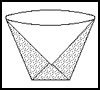 Making an Origami Drinking Cup Instructions