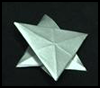 How To Make An Origami Star Video Instructions