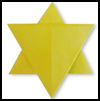 How to Make Origami Stars Instructions