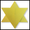 How to Make Origami Stars Tutorials