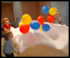 Bed Sheet Parachute Fun Activity for Kids