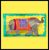 Elephant   Procession  : Parade Crafts Activities for Children