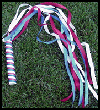 Handheld   Ribbon Streamers  : Parade Crafts Activities for Children