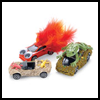 Art-rageous   Cars  : Parade Crafts Ideas for Kids