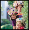 Paper   Bag Hats  : Crafts Ideas for Parades