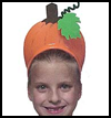 Pumpkin<br />  Head Visors