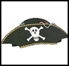 Foamie   Pirate Hat  : Parade Crafts Activities for Children