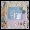 Baby Shower Paper Bag Album : Photo Album Crafts Ideas for Kids
