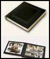 Pocket   sized leather photo album