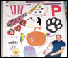 ABC Scrapbook Album : Photo Album Crafts Ideas for Kids