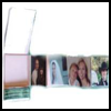 Mini Scrapbook Album - Matchbook