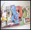 Happy Word Book Album : Childrens' Photo Albums & Brag Books Crafts