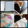 Fabric & Felt Photo Album  : Childrens' Photo Albums & Brag Books Crafts