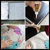 Fabric & Felt Photo Album : Childrens' Photo Albums & Brag Books Crafts