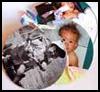 Basic CD Mini Scrapbook : Photo Album Crafts Ideas for Kids