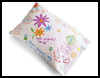 Party Pillows Favors for Sleepovers Craft