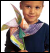 Color-It-Pretty Pinwheels : Pinwheel Crafts for Kids