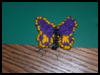 Plastic   Canvas Butterflies  : Plastic Canvas Activities