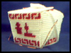 Chinese     Take-Out Box  : Crafts Ideas with Plastic Canvas for Kids