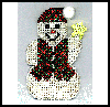 Country   Snowman   : Free Plastic Canvas Patterns for Children