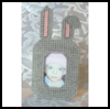 Hunny   Bunny Frame  : Easy Plastic Canvas Patterns Instructions