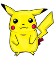 How to Draw Pikachu from Pokemon Drawing Tutorials