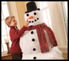 Frost-free   the Snowman    : Crafts Projects with Pom Poms
