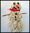 Popcorn   Snowman  : Arts and Crafts Projects with Popcorn