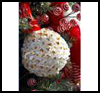 Popcorn   Christmas Tree Ball
