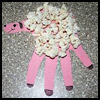Handprint   Lamb Craft   : Crafts with Popcorn Activities for Children
