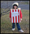 Bucket   of Popcorn  : Popcorn Crafts Ideas for Kids