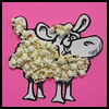 Popcorn   Lamb  : Arts and Crafts Projects with Popcorn