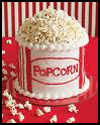 Popcorn   Cake  : Crafts to Make with Popcorn