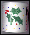 Festive   Pringles Container  : Crafts with Potato Chip Cans