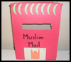 Ramadan   Mailbox Sorting Activity    : Ideas Ramadan Arts and Crafts Projects