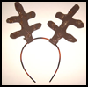 Reindeer    Hair Band
