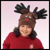 Reindeer<br />  Hat