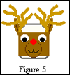 Reindeer    Candy Holder    : Christmas Reindeer Crafts Activities for Kids