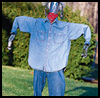 Tin   Man   : Scarecrow Crafts Activities for Children