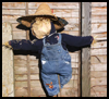 Make   A Scarecrow    : Scarecrow Crafts Projects