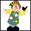 Scarecrow   Paper  : Scarecrow Crafts Ideas for Kids