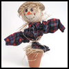 Scarecrow   : Scarecrow Crafts Activities for Children