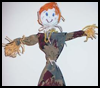 Necktie   Scarecrow Craft  : Scarecrow Crafts Ideas for Kids