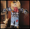 Friendly   Scarecrow     : Scarecrow Crafts Activities