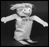 Paperbag   Scarecrow    : Scarecrow Crafts Projects