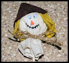 Lollipop   Scarecrow  : Scarecrow Crafts Ideas for Kids