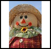 How   to Make a Shrinky Dink Scarecrow