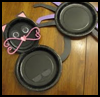 Paper    Plate Cat   : Scary Black Cats Crafts Ideas for Children