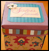 Exploding Box Scrapbook : Scrapbook Making Ideas & Instructions & Patterns