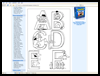 Educational Coloring Pages' A to Z Alphabet Coloring Pages